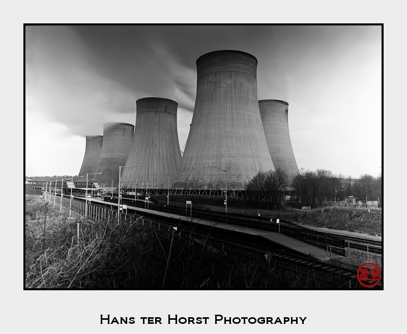 Ratcliffe-on-Soar power station and East Midlands