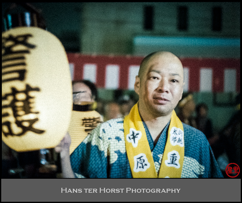More people of the Kawagoe Matsuri
