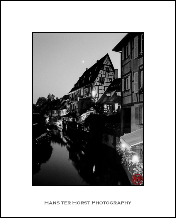 More of Colmar at night