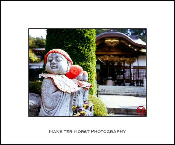 Entrance to Buddhist temple