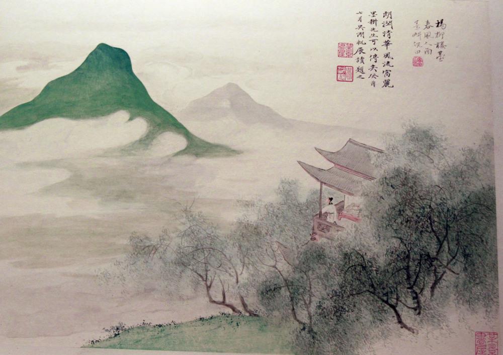 Chinese painting  (2)