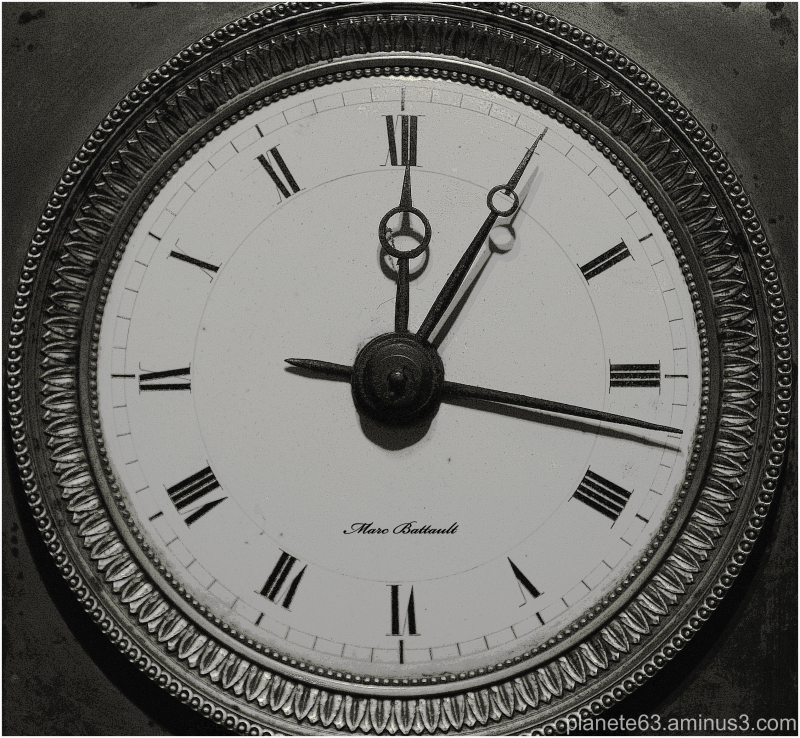 le temps.........................