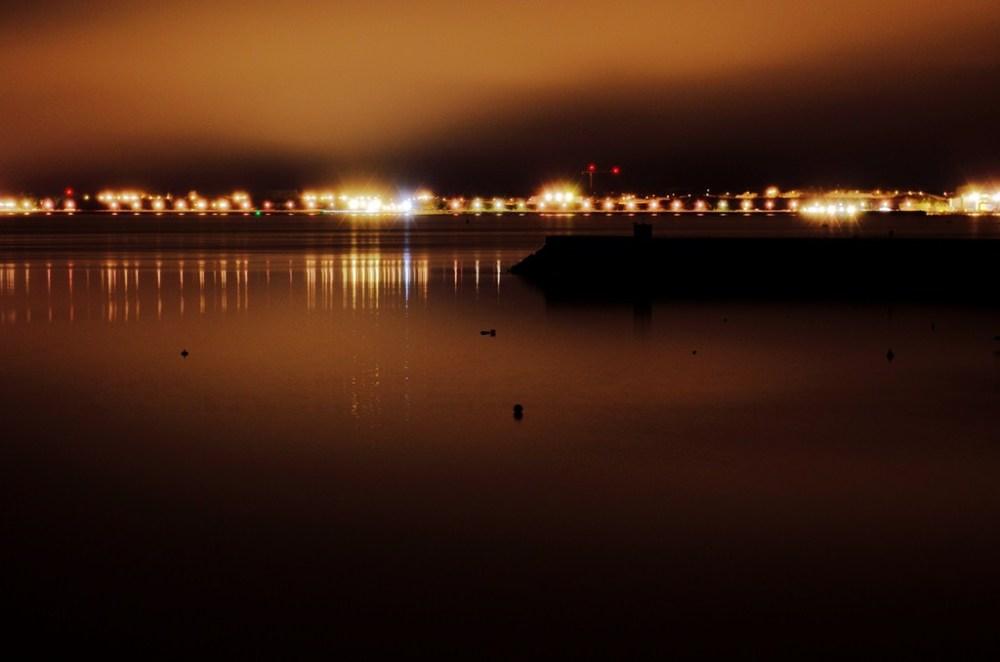 La nuit à Lanveoc