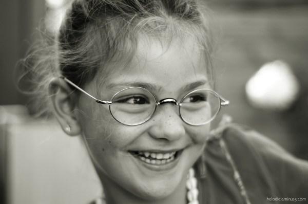 Margot aux lunettes 1