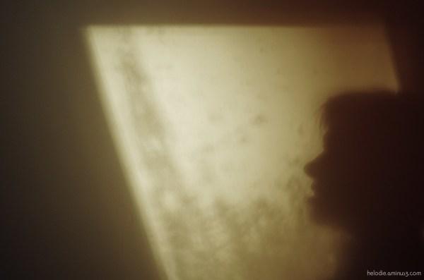 Autoportrait à l'ombre chinoise