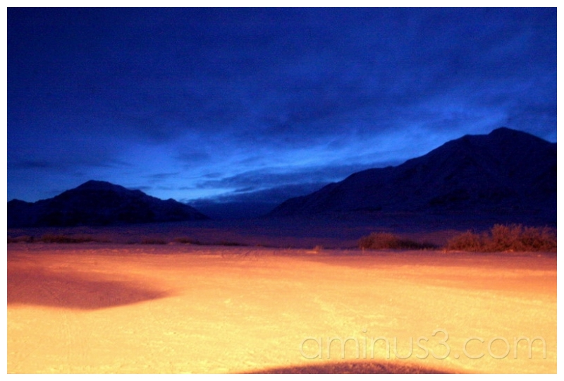 Luminescent Dawn, Anaktuvuk, Alaska (repost)