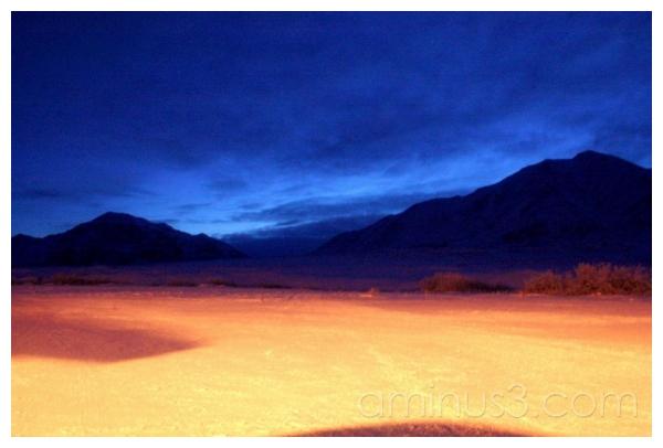 Luminescent Dawn, Anaktuvuk, Alaska (repost)
