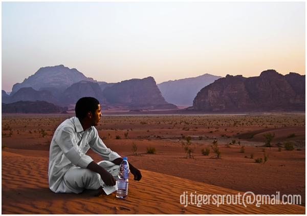A Bedouin's Domain, Wadi Rum, Jordan
