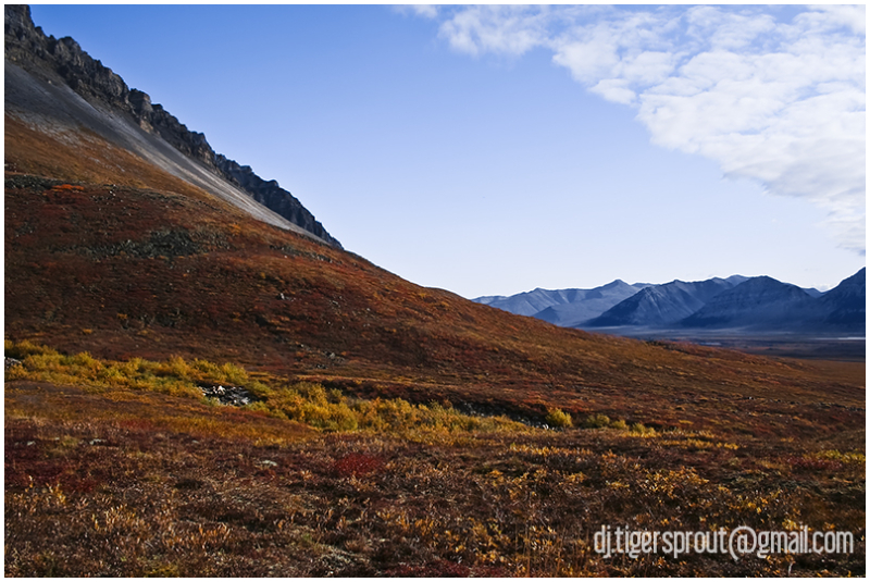 Big Land, Big Sky!! Anaktuvuk Pass, Alaska