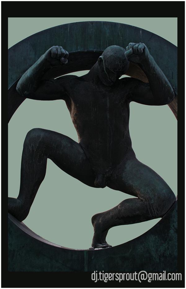 Breaking Free, Vigeland Sculpture Park, Oslo
