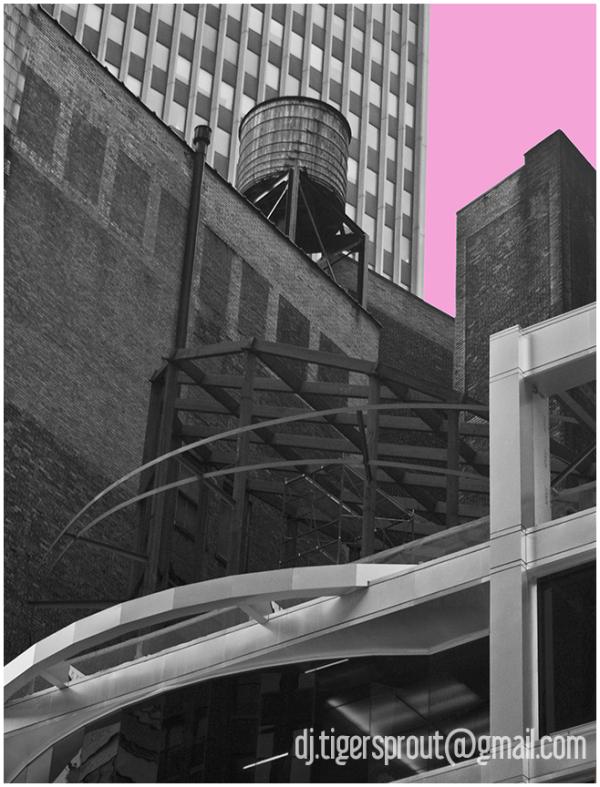 Urban Bramble, Broadway @ 37th, NYC