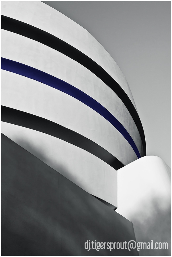 Ansel + Georgia... 'a Thin Blue Line'
