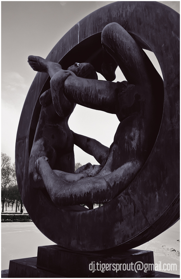 'Wheel of Life', Vigeland Sculpture Park, Oslo