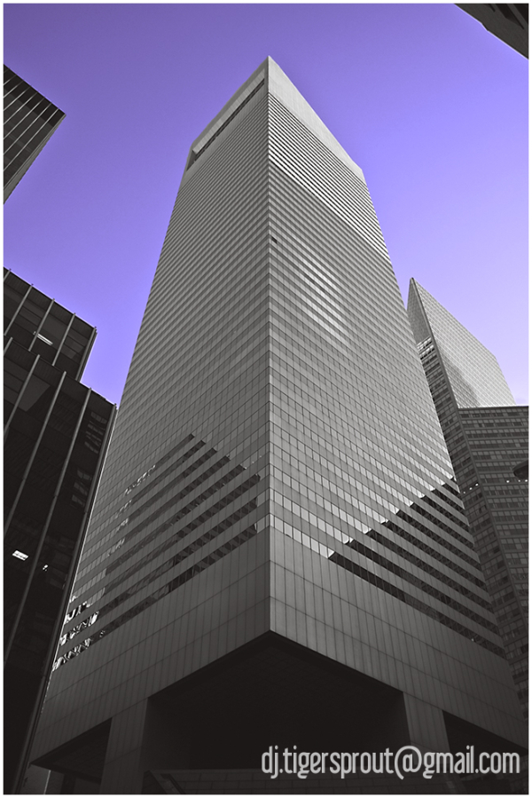 Citicorp Center Tower, Midtown Manhattan, NYC