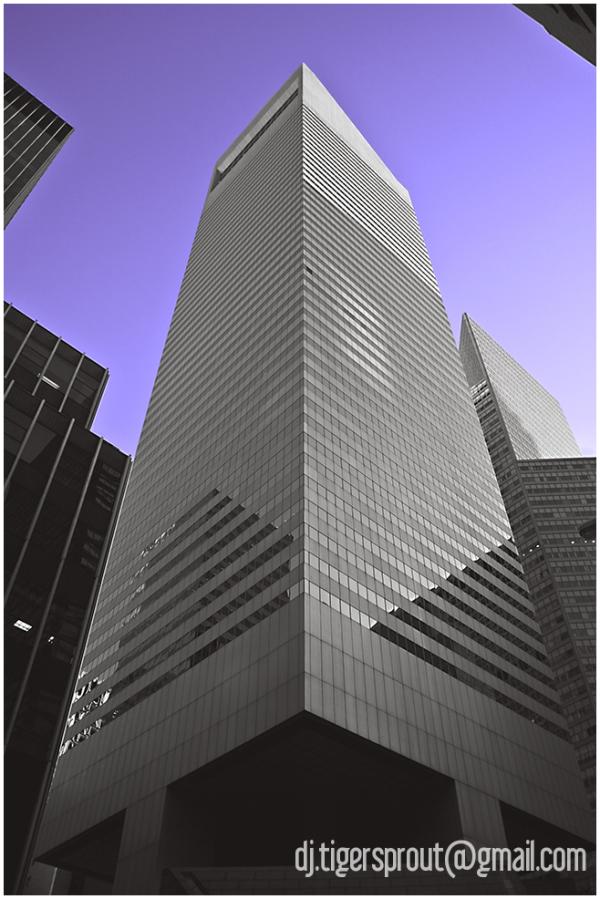 Citicorp Center Tower, Midtown Manhattan, NYC