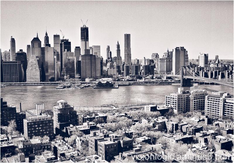 Myrna's View from Brooklyn Heights, Brooklyn, NYC