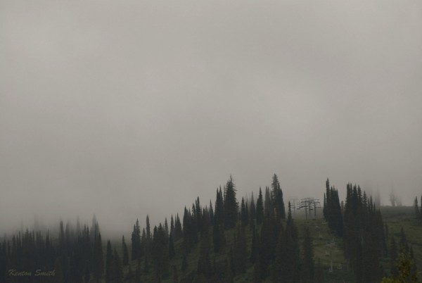 Heading into the Clouds