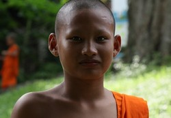 Boy in Thailand