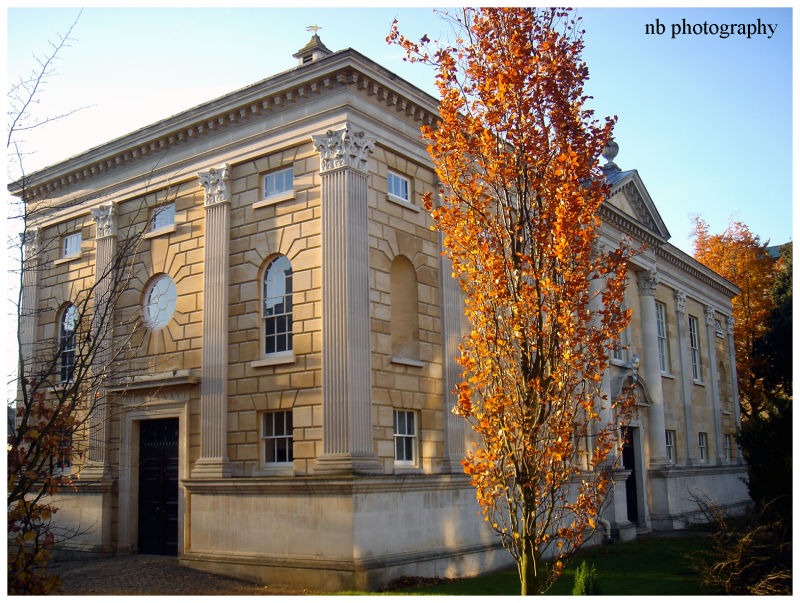 Downing College, Cambridge - 1