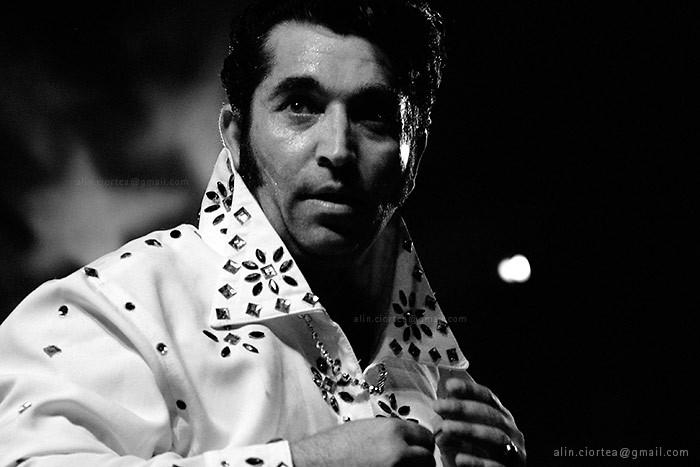 Elvis Romano at IRAF2007 (Timisoara, Romania)