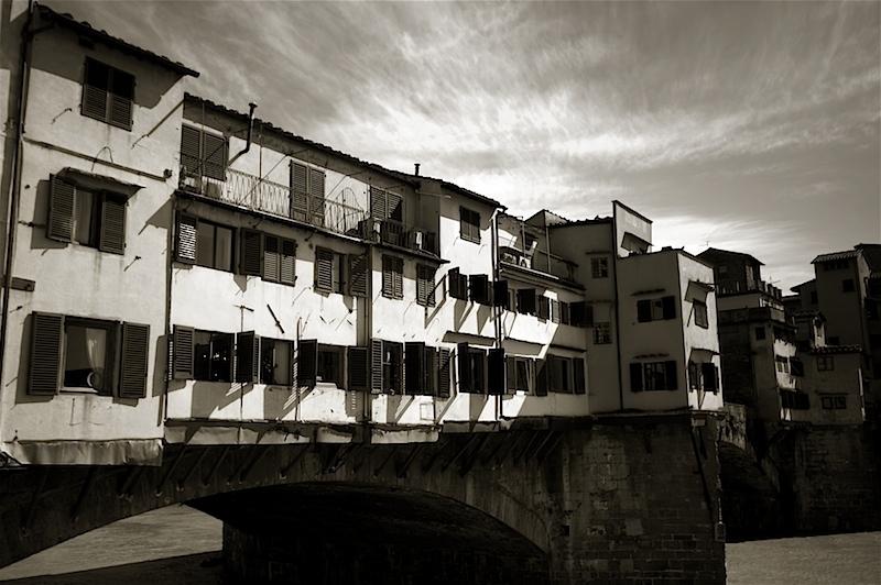 Firenze (Florence) ~ Ponte Vecchio ~ 20mm