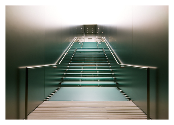 stairs to...2nd floor Apple store Sydney