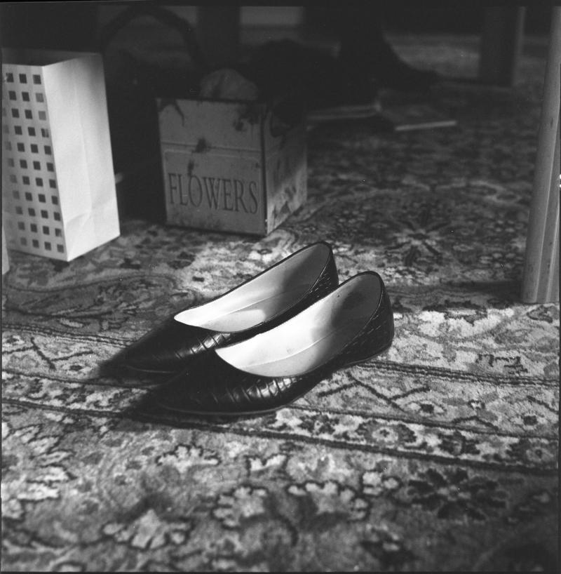Mum's shoes