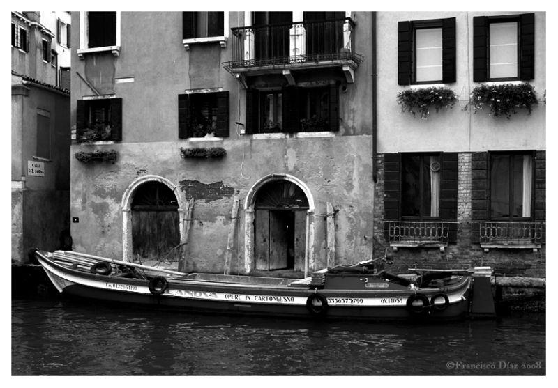 Venecia, Cale del Vino