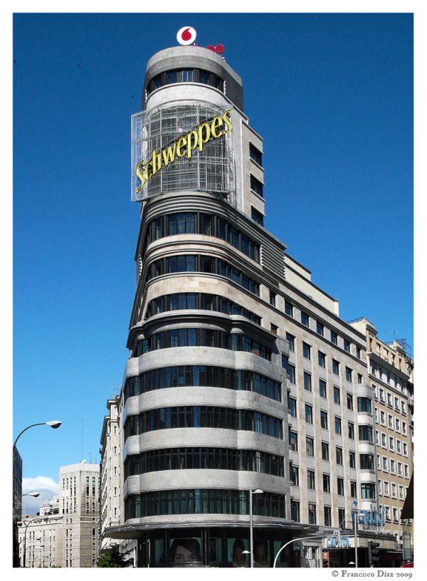 Hotel Capitol, Madrid
