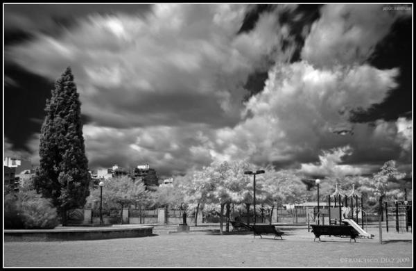 El parque de mi barrio