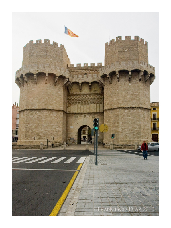 Torres de Serranos, Valencia