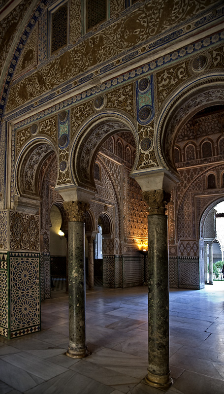 Alcázar de Sevilla, 1