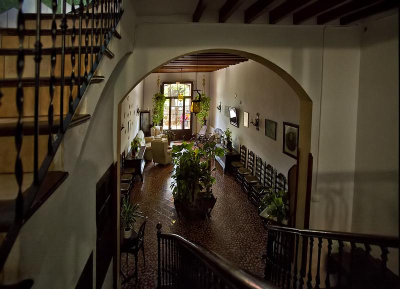 Interior mallorquín II