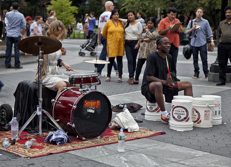 Drumming II