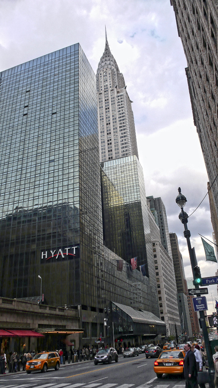 Hyatt Chrysler