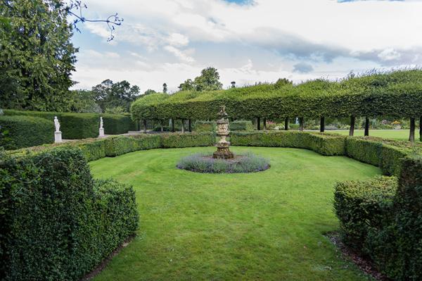Jardín Italiano Glamis
