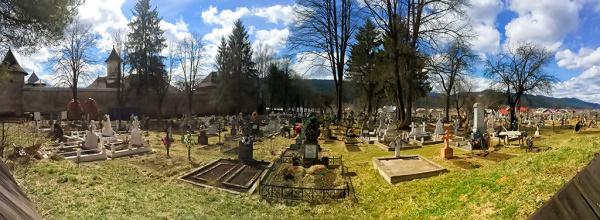 Cementerio de Moldovita