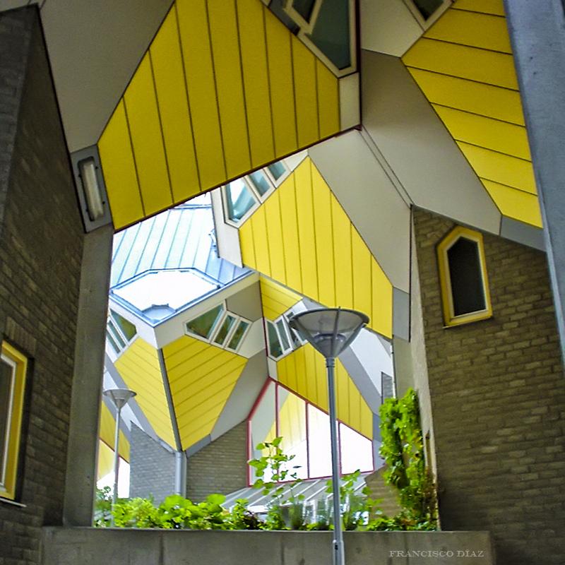 Rotterdam Casas Cúbicas