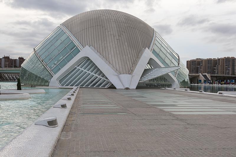 Hemisfèric Valencia