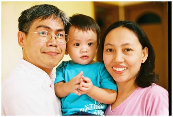 Kuya Chito, Enrico and Ate Ningning