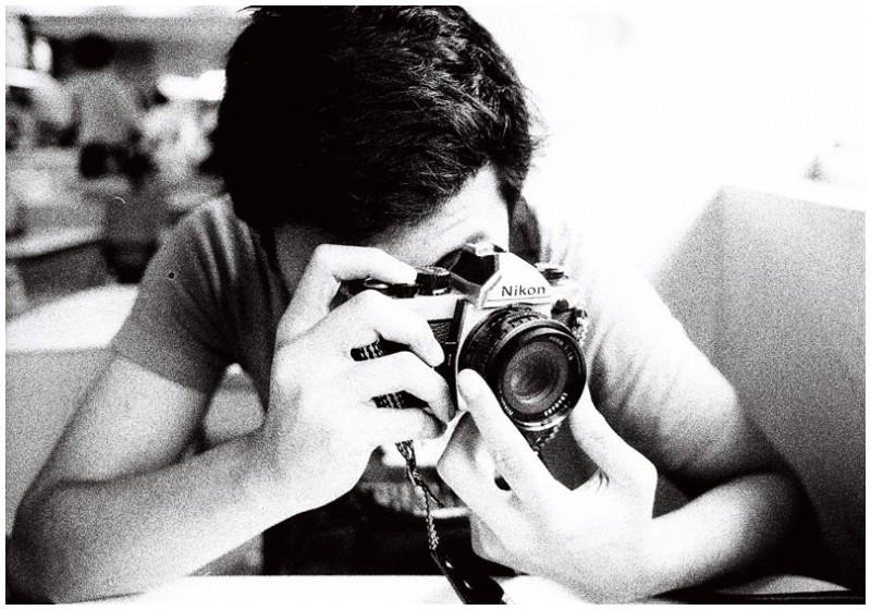 Gino and Camera