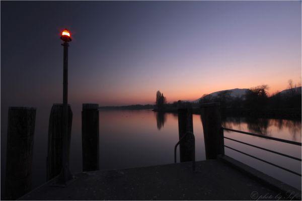lac, Neuchâtel, débarquadère