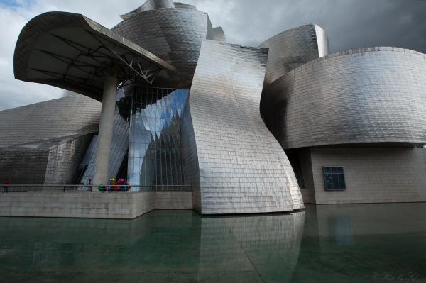 Le musée Guggenheim