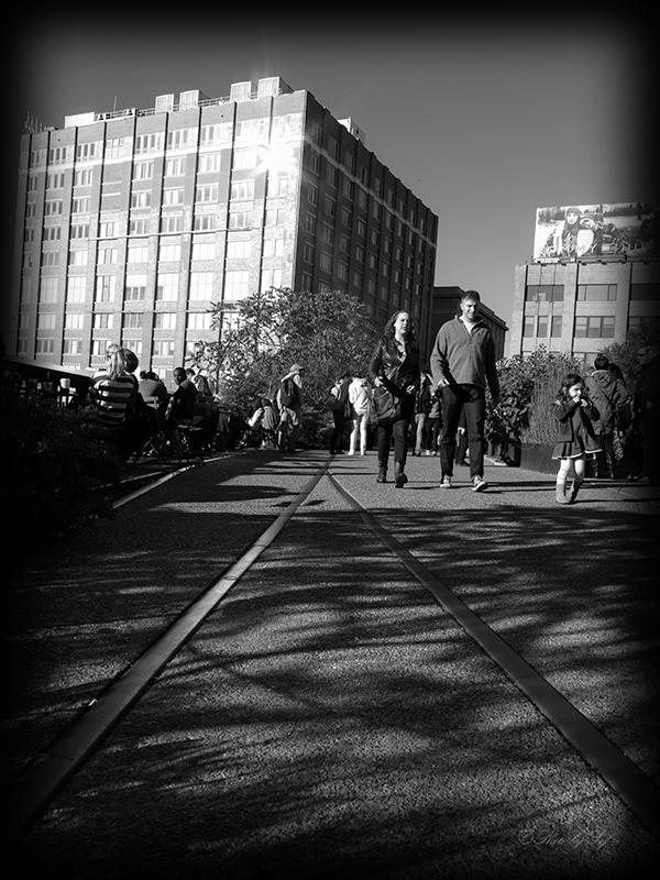 la Hight Line