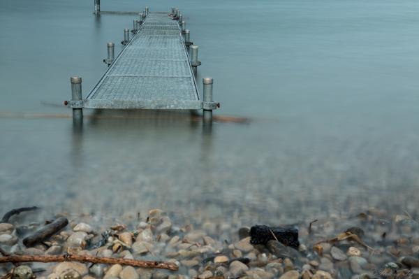 Le niveau du lac...