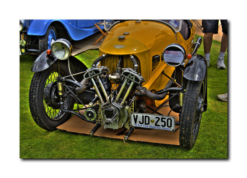 1946 Morgan Super Sports Tourer