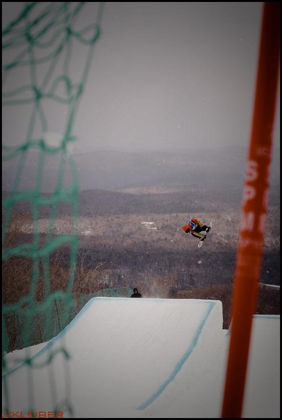 US Open Snowboarding 2009