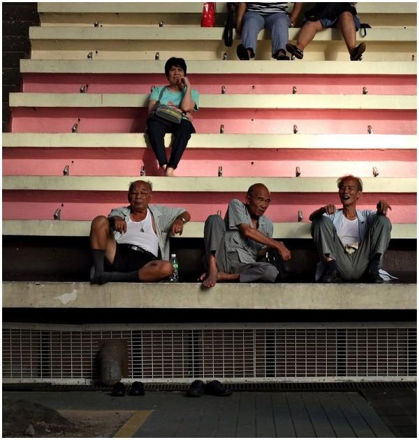 retirement life, southorn playground, hong kong