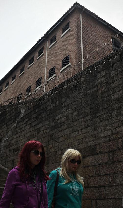 victoria prison... (i)