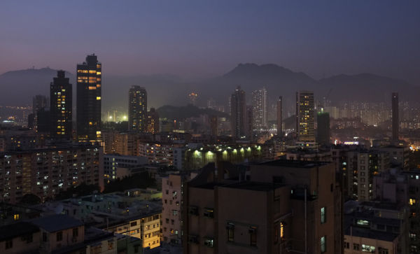 """lion rock"" and east kowloon"